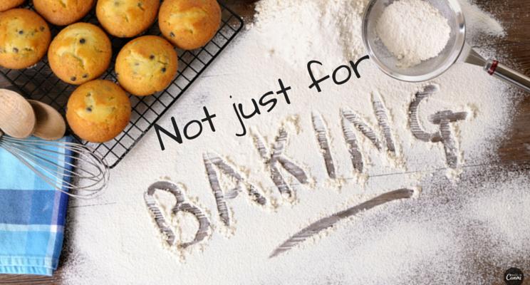 Baking Soda Everywhere!