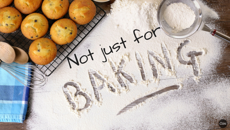 Baking Soda Everywhere!