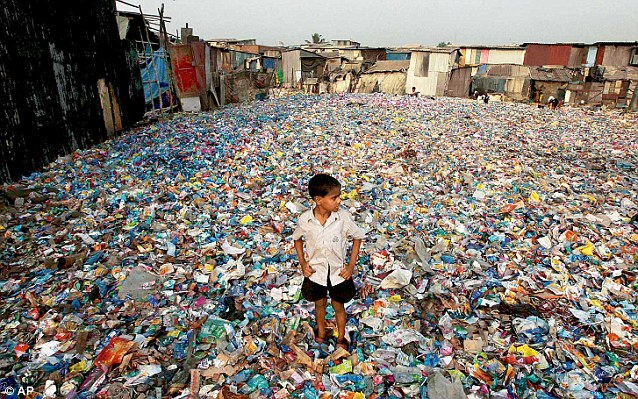 Ban on disposable plastic in New Delhi- NL