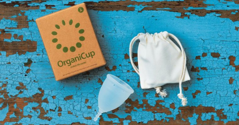 For the ladies: organicup