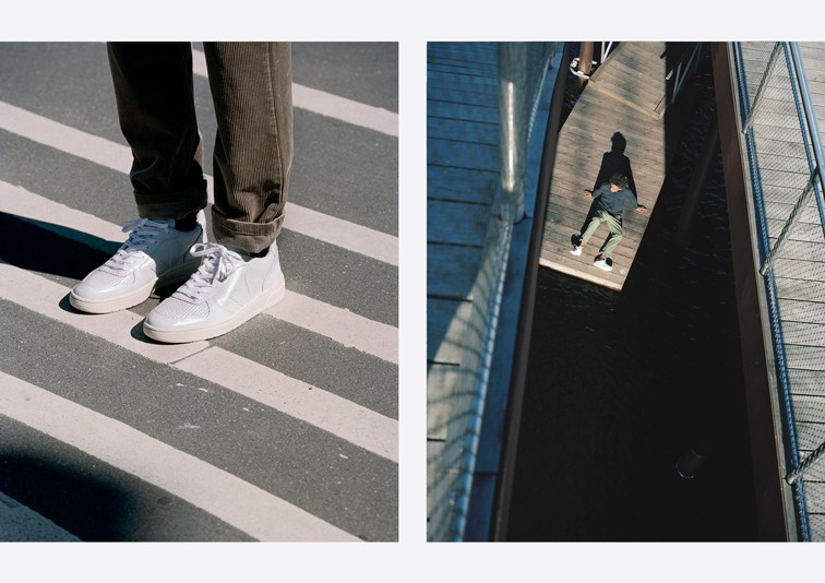 Veja shoes: the new normal