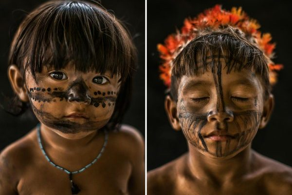 Amazon Indians and rainforest under attack