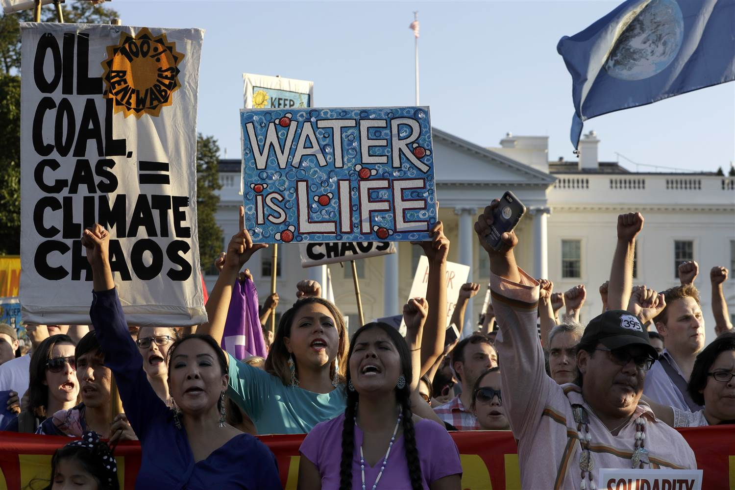 Dakota Access pipeline already had its first leak