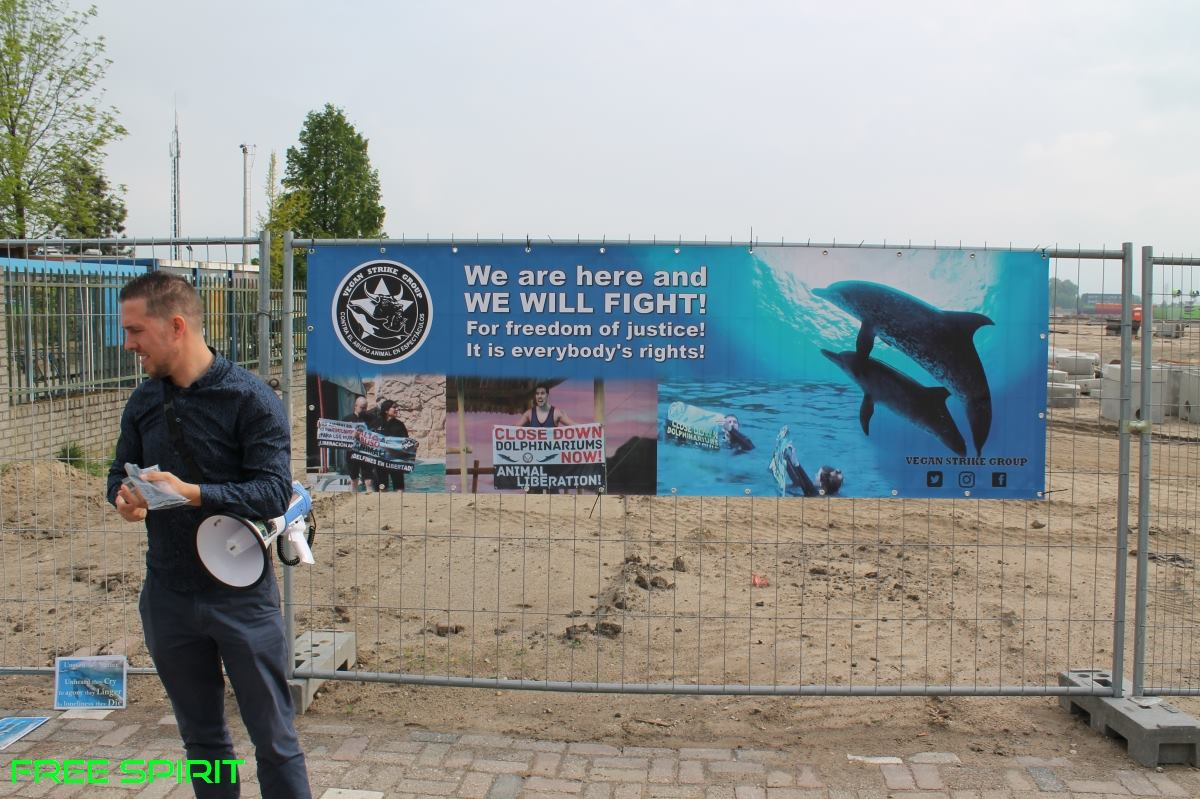 A stand against captivity