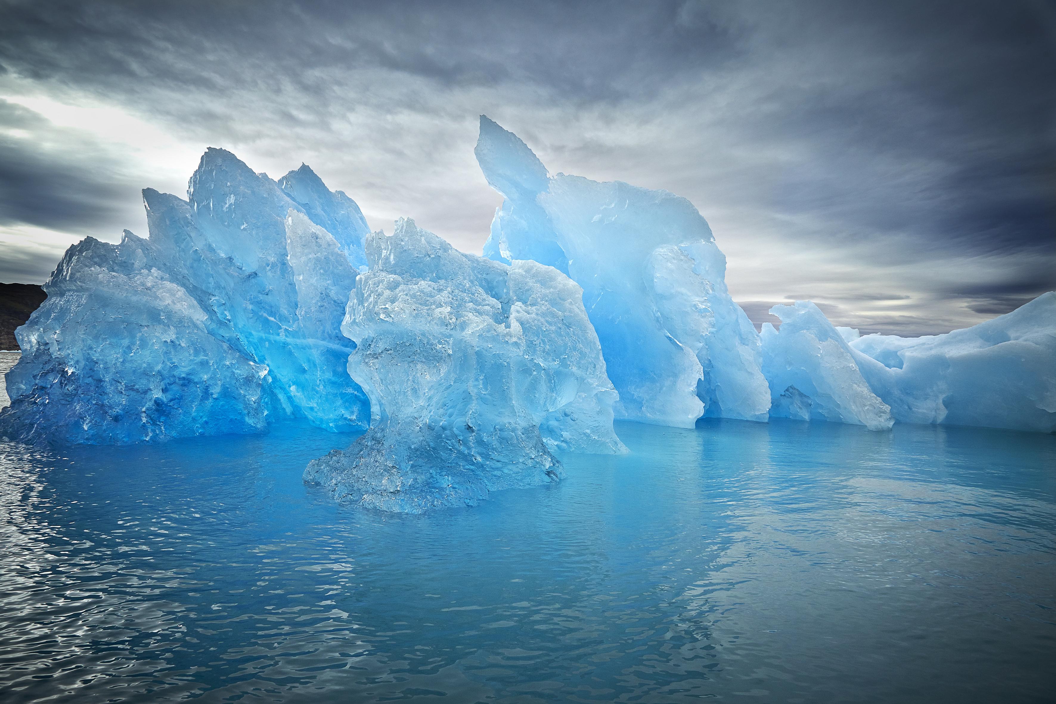 Liam Neeson is Ice