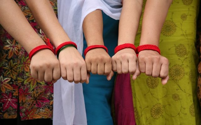 Nepalese girls trafficked daily