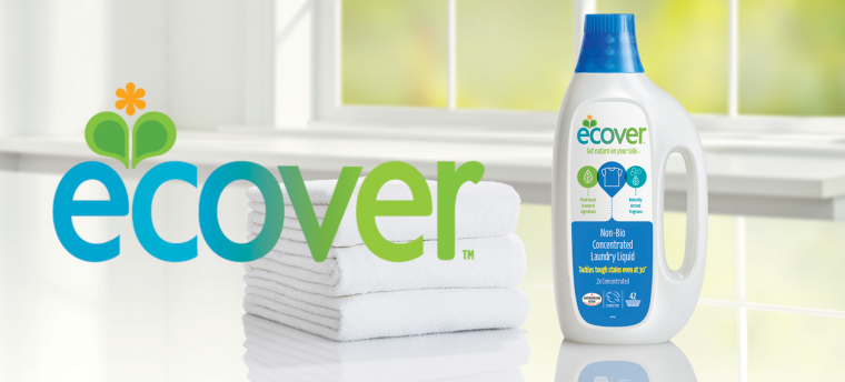 Ecover, cleaning your future – EN&NL