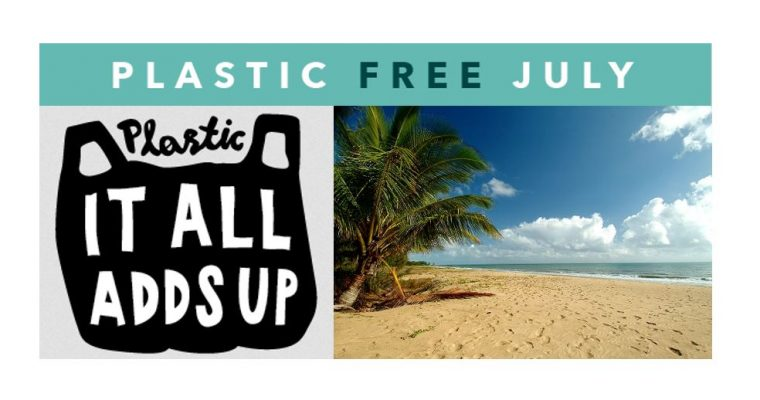 9 Tips to make your July easily plastic-free