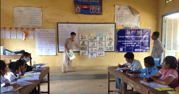 Cambodia Acts