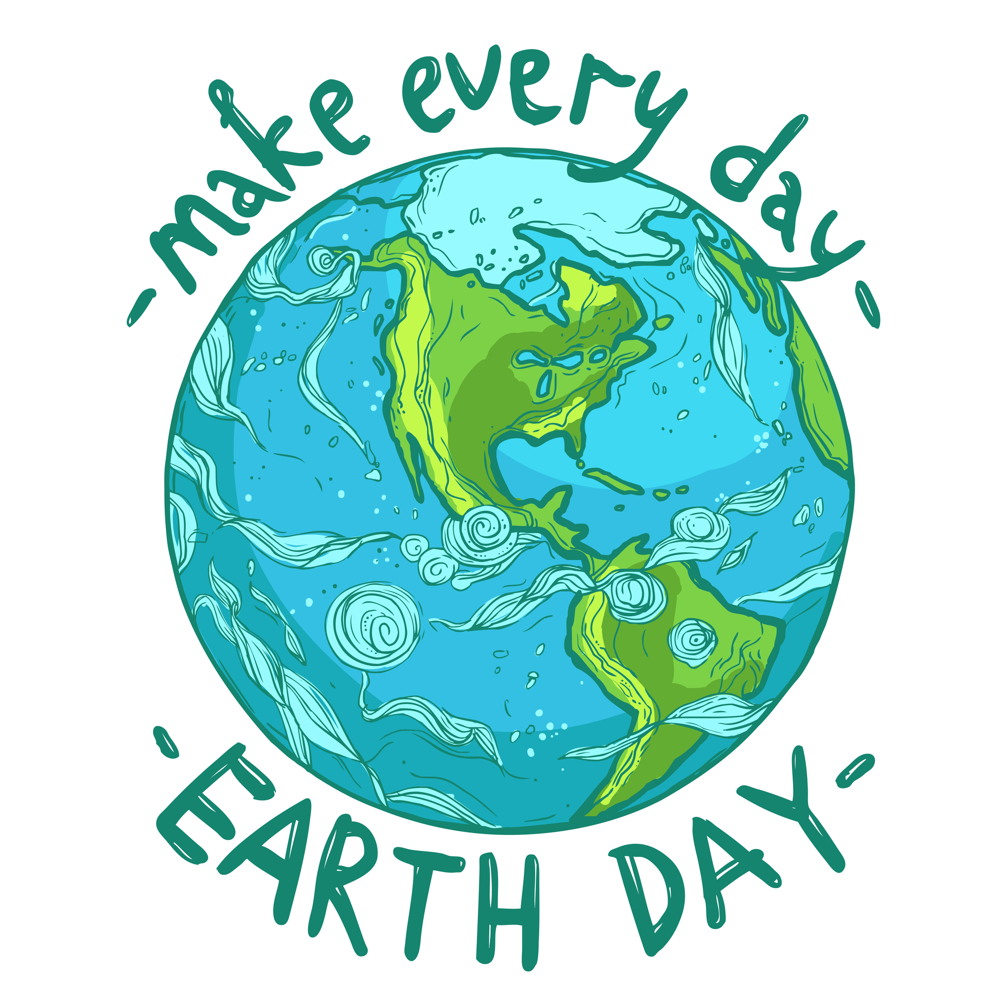 Happy Earth Day 2018!