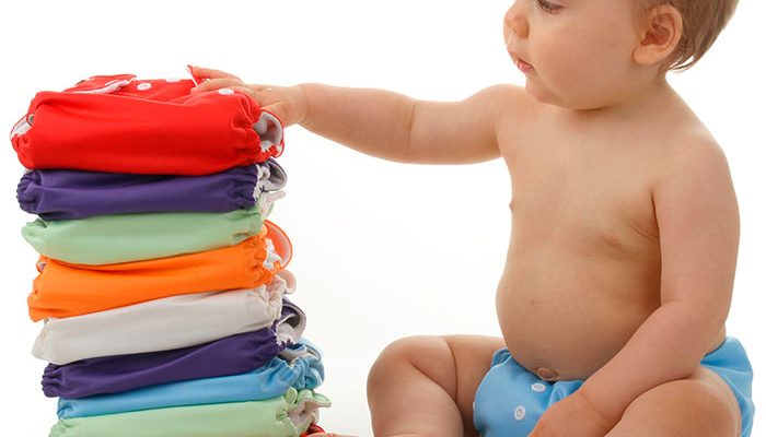 Diapers – cute and washable